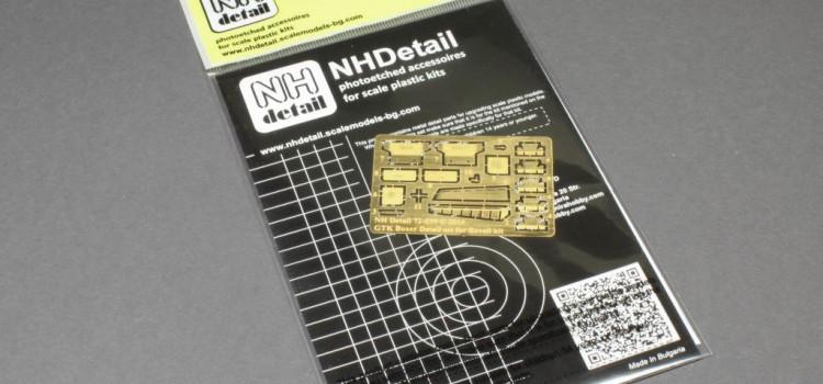 NH-Detail – Fotoätzteile für den GTK Boxer in 1:72