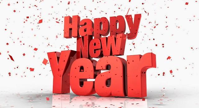 2015 – Frohes neues Jahr!