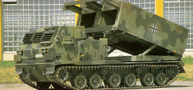 Baubericht MARS / MLRS – Mittleres Artillerie-Raketen System in 1:72
