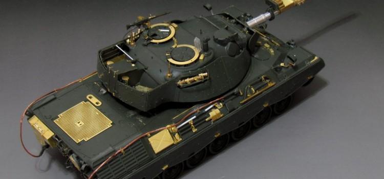 Leopard 1A5 – Neues PE-Set von Voyager