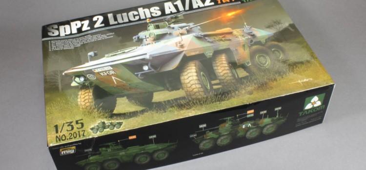 TAKOM- Luchs A1/A2