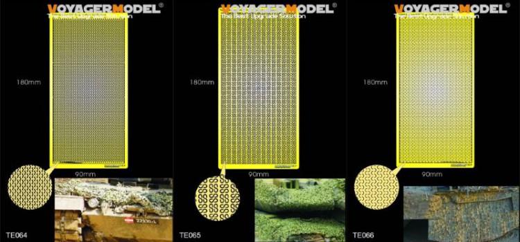 Camouflage Net Patten von VoyagerModel