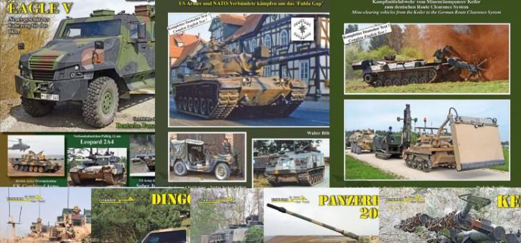 Neue Publikationen von Tankograd Publishing