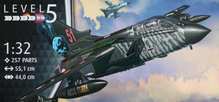 """Revell Neuheiten verfügbar: Tornado ECR """"Tiger Meet 2014"""" in 1:32"""