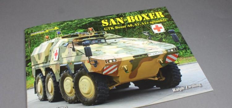 """Tankograd Publishing: Fast Track 16 – """"SAN BOXER"""""""