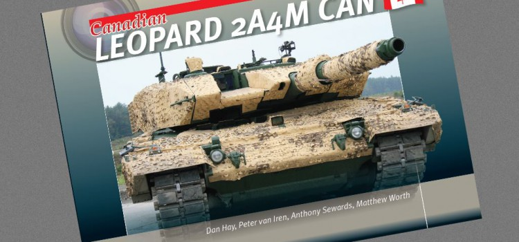 Trackpad Publishing: Model Foto Focus – Canadian Leopard 2A4M CAN