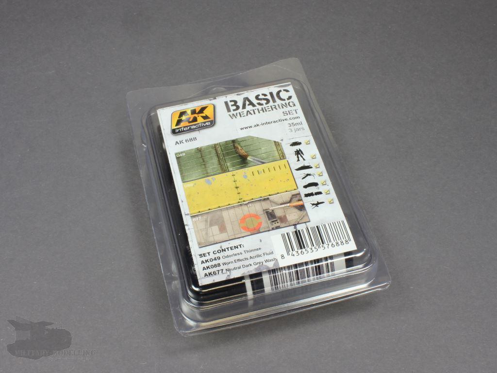 osw.zone AK Interactive: AK688 Basic Weathering Set | MilitaryModelling.info 2015-12-19 03:30:01