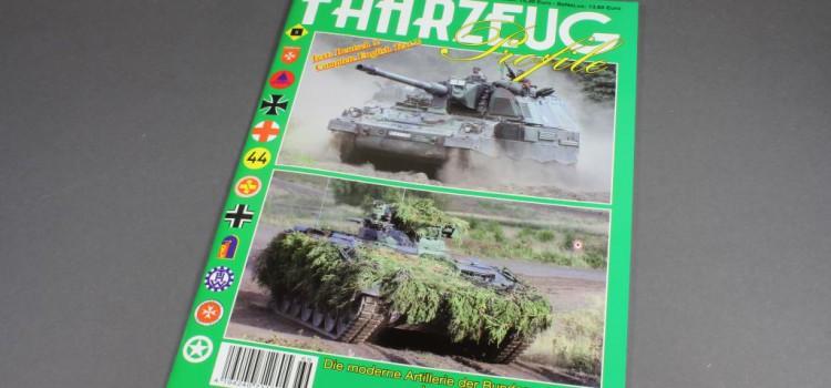 Unitec Medienvertrieb: Fahrzeug Profile 69 – Artillerie