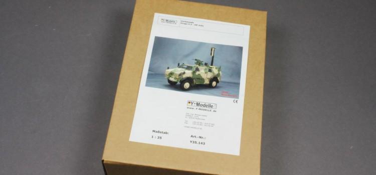 Y-Modelle: Dingo 2 GE A3.1 Op-Info