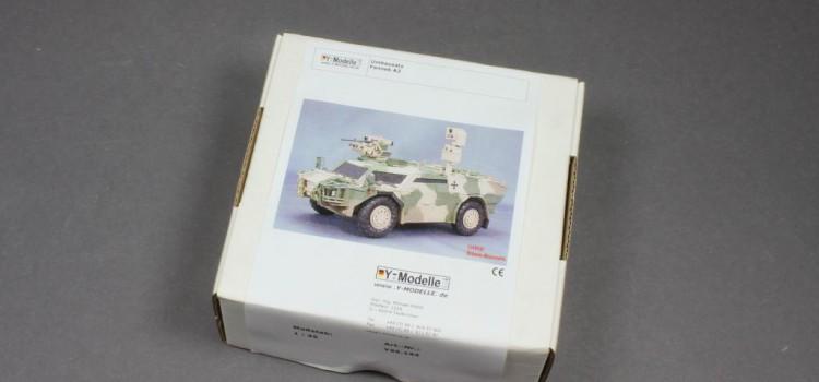 Y-Modelle: Fennek A2