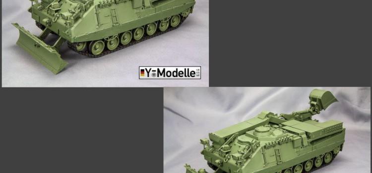 Weihnachtskracher von Y-Modelle: Wisent II in 1:35
