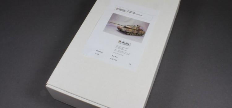 Y-Modelle: Leopard 2A7+