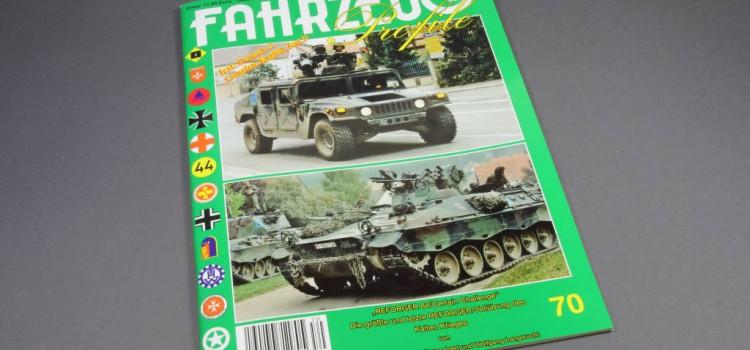 Unitec Medienvertrieb: Fahrzeug Profile 70 – REFORGER 88/Certain Challenge