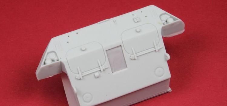 Perfect Scale Modellbau: PzSBr Biber – Preview Teil 1