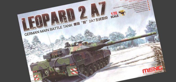MENG: Leopard 2A7