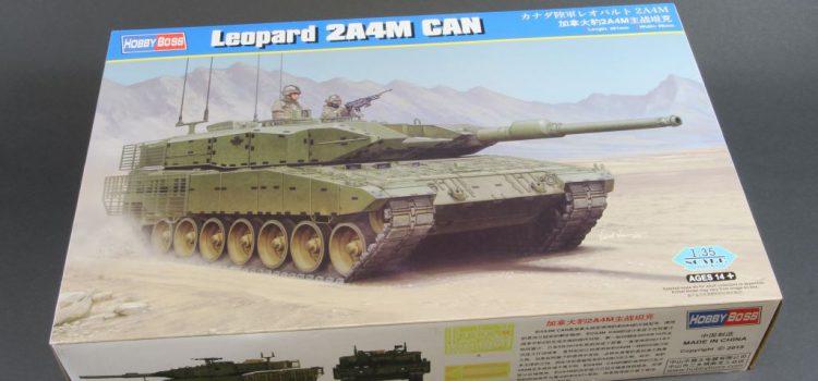 Hobbyboss: Leopard 2A4M CAN