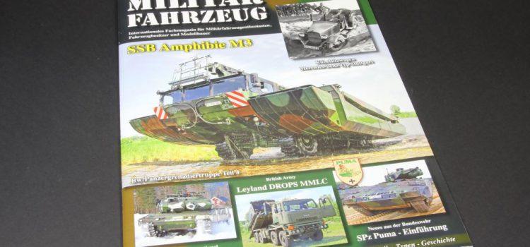 Tankograd Publishing: Militärfahrzeug 3/2016