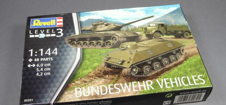 Revell: Bundeswehr Vehicles