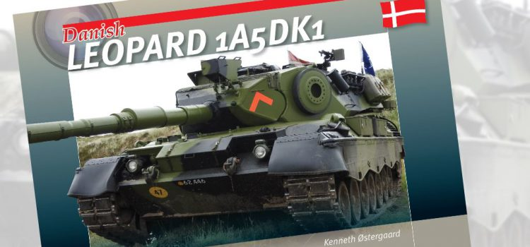 Trackpad Publishing: Model Foto Focus – Danish Leopard 1A5DK1