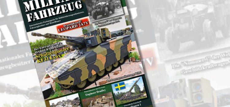Tankograd Publishing: Militärfahrzeug 4/2016