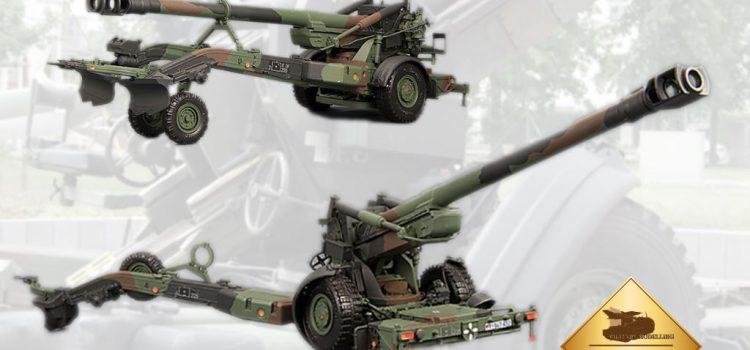 Y-Modelle: Feldhaubitze 155mm FH70