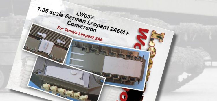 Leopard Workshop: German Leopard 2A6M Conversion