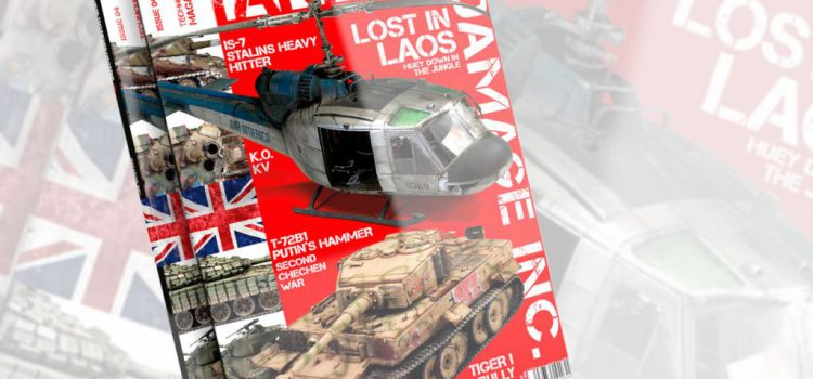 AK-Interactive: Tanker Techniques Magazine Issue #4
