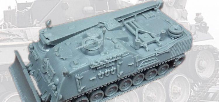 Modelltrans Modellbau: Bergepanzer 2 Standard in 1:72