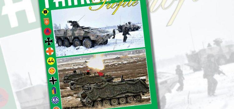 Unitec Medienvertrieb: Fahrzeug Profile 76 – Die Jägertruppe im HEER2011