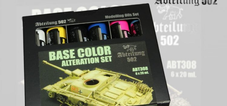 Abteilung 502: Base Color Alteration Set