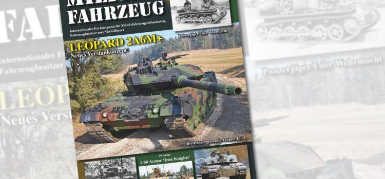 Tankograd Publishing: Militärfahrzeug 3/2017