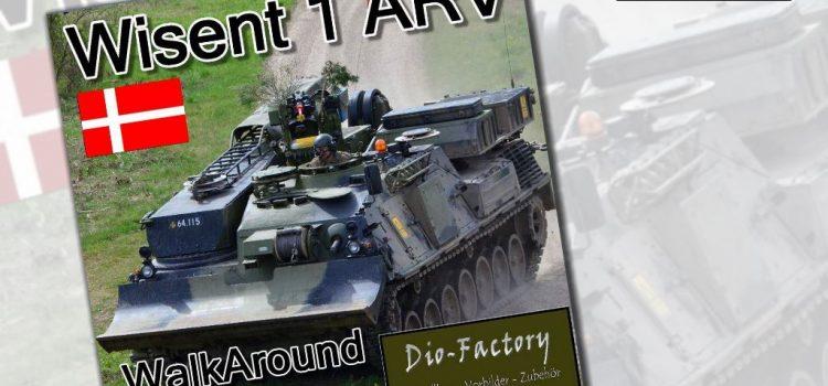 Dio-Factory: Wisent 1 ARV WalkAround DVD
