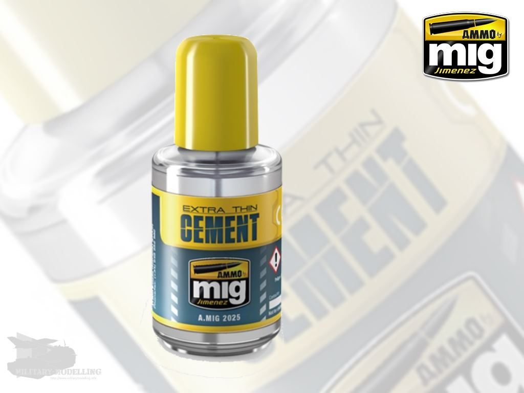 AMMO by Mig: Extra Cin Cement