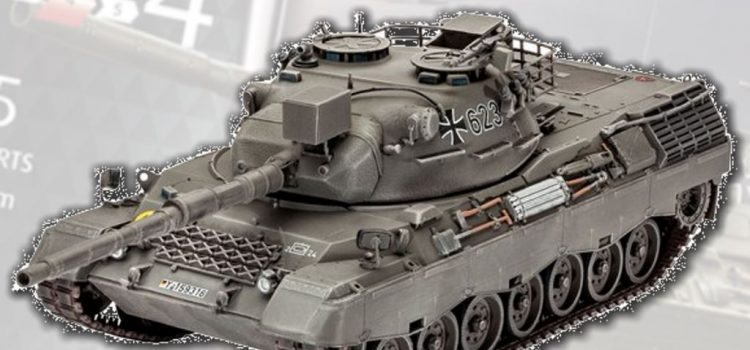 Revell: Leopard 1A1