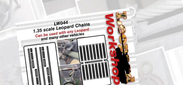 Leopard Workshop: 1:35 scale Leopard Chains