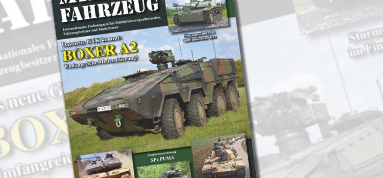 Tankograd Publishing: Militärfahrzeug 4/2017