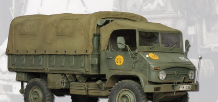 Perfect Scale Modellbau: Unimog S404