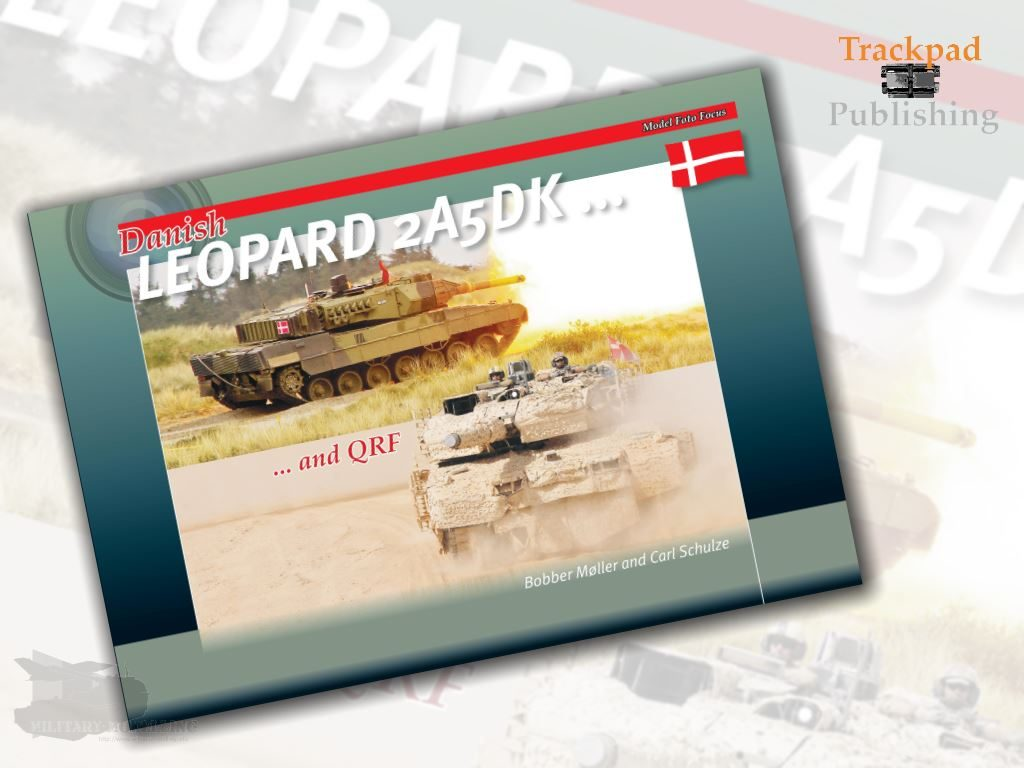Trackpad Publishing: Leopard 2A5DK and QRF