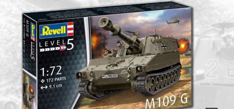 Revell: M 109 G