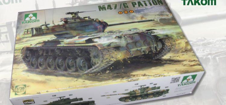 TAKOM: M47 / G Patton