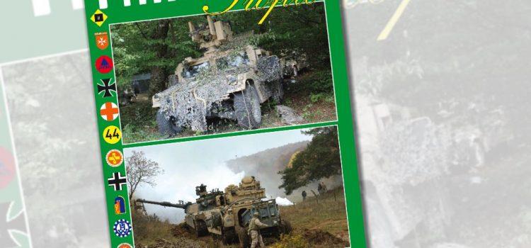 Unitec Medienvertrieb: Fahrzeug Profile 81 – Armored Brigade Combat Team. Das European Activity Set auf Übung in Deutschland