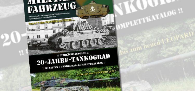 Tankograd Publishing: Militärfahrzeug 1/2018
