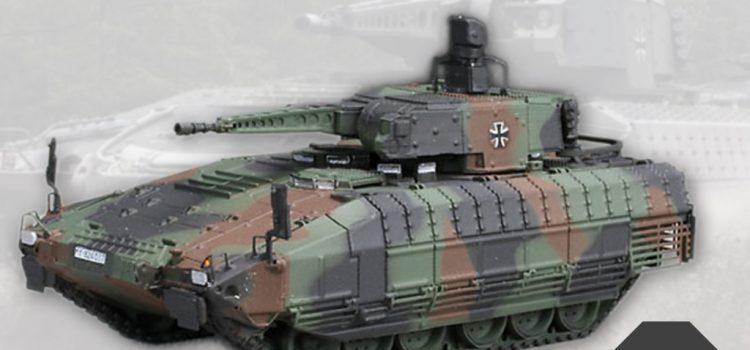 Y-Modelle: Schützenpanzer Puma (2016)