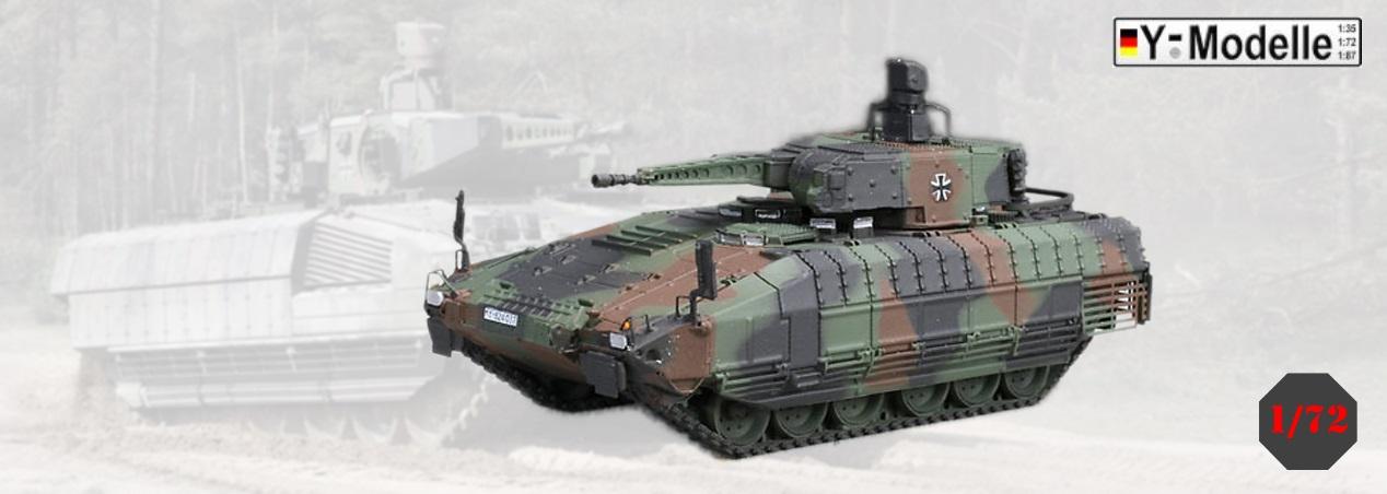 Y-Modelle: Schützenpanzer Puma
