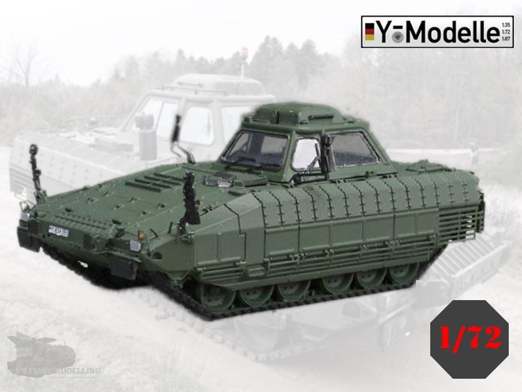 Y-Modelle: Fahrschulpanzer Puma