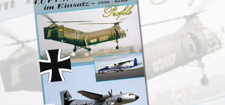 Unitec Medienvertrieb: Luftstreitkräfte Profile – Die Deutschen Luftstreitkräfte 1956-heute – Teil 2