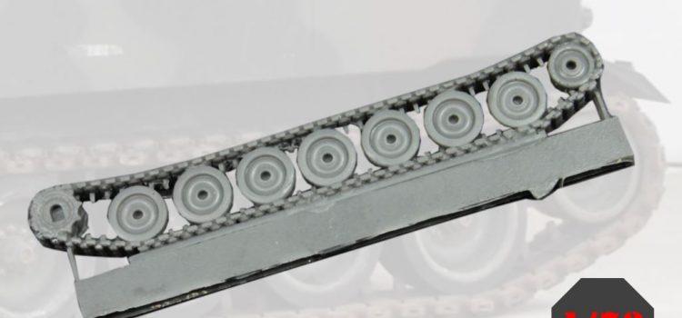 Modelltrans Modellbau: M109 tracked gear set