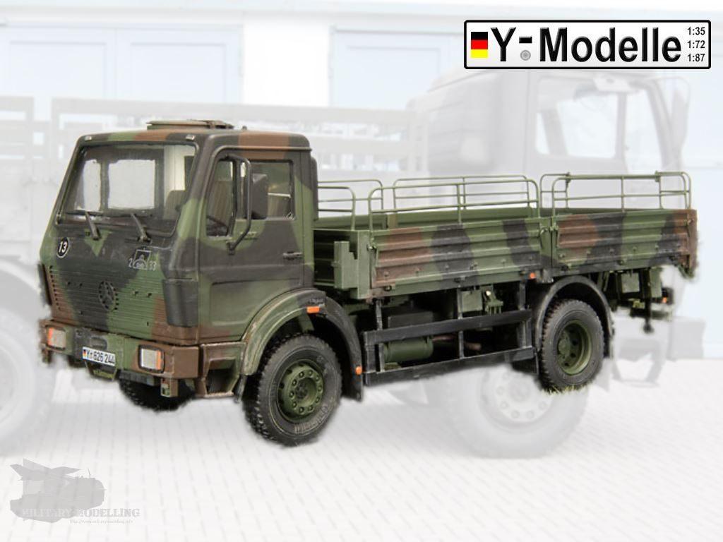 Y-Modelle: LKW DB1017-A