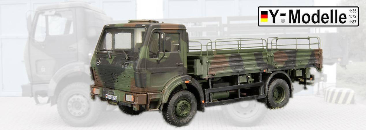 Y-Modelle: LKW 5t DB1017-A