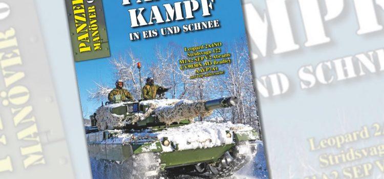 Tankograd Publishing: Panzer Manöver 01 – Panzerkampf in Eis und Schnee